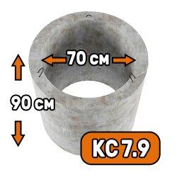 Горловина колодца КС 7-9 - фото